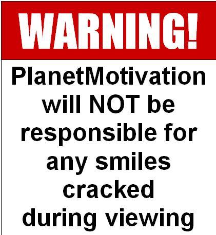 planet motivation laughter image